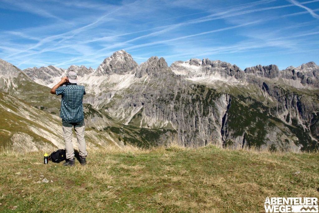 10 Fragen zum Wanderweg E5 Oberstdorf - Meran über die Alpen