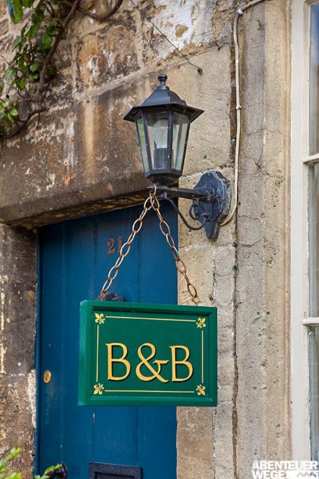 B&B - Übernachtung und Unterkunft mit echter cornischer Atmosphäre