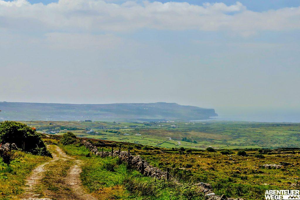 Wandern in Irland - die grüne Insel im Überblick