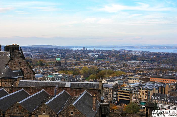 Arthur's Seat - Der beste Blick über Edinburgh
