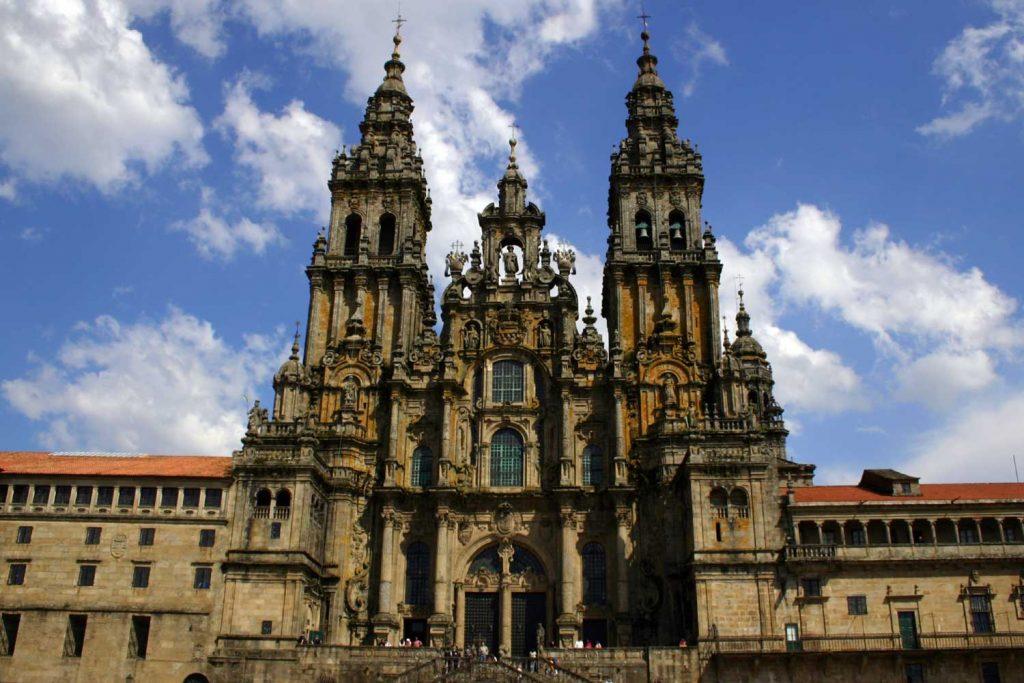 Santiago de Compostela Kathedrale: Renovierungen 2019
