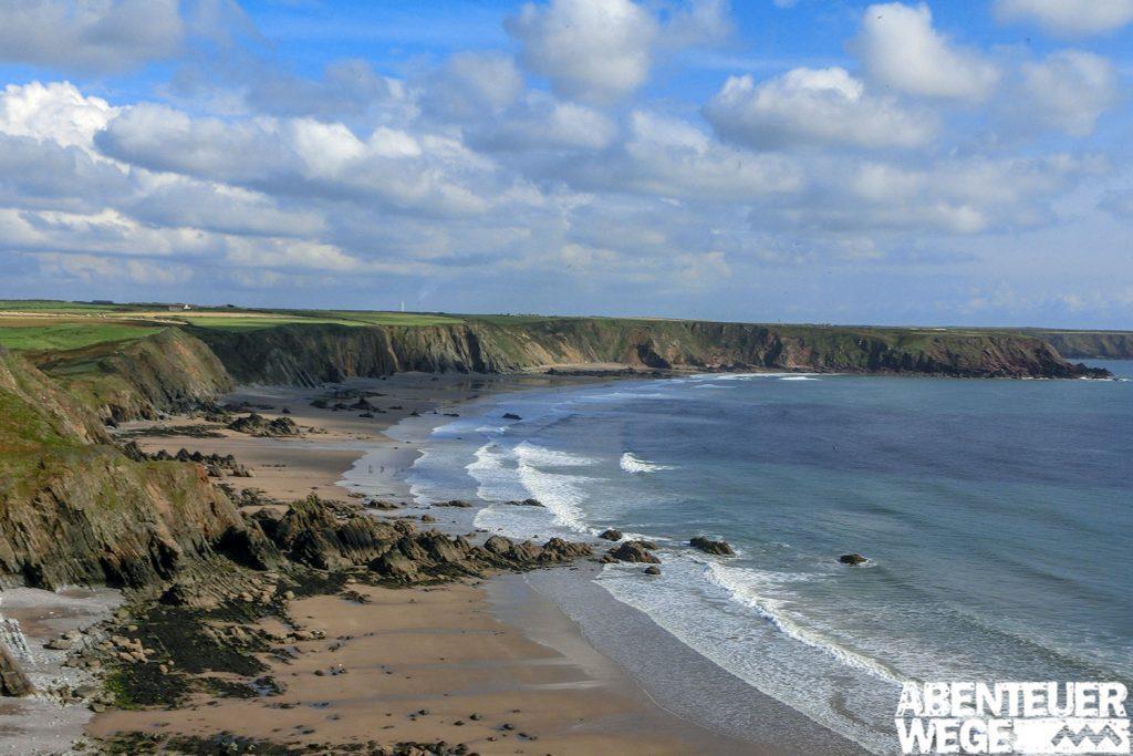Wie kommt man nach Pembrokeshire? Anreisetipps Wales