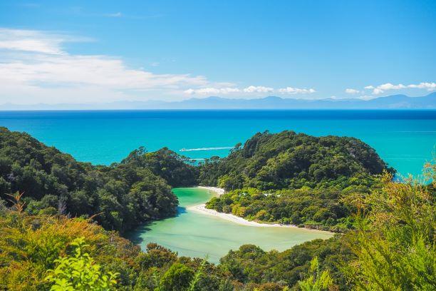 Sommer im Abel Tasman