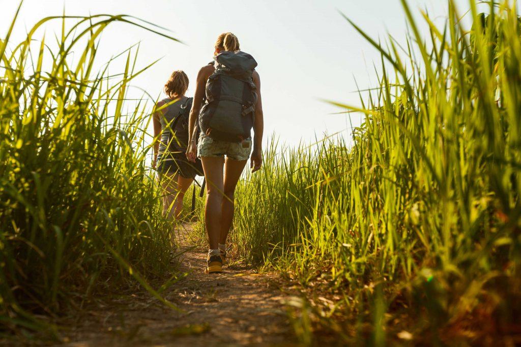 Warum einen individuellen Wander- oder Radurlaub?
