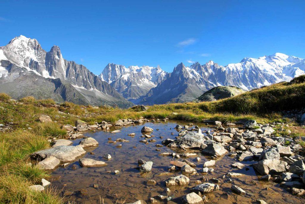 3 Länder, 170km, 10 000 Hm - Die Tour du Mont Blanc