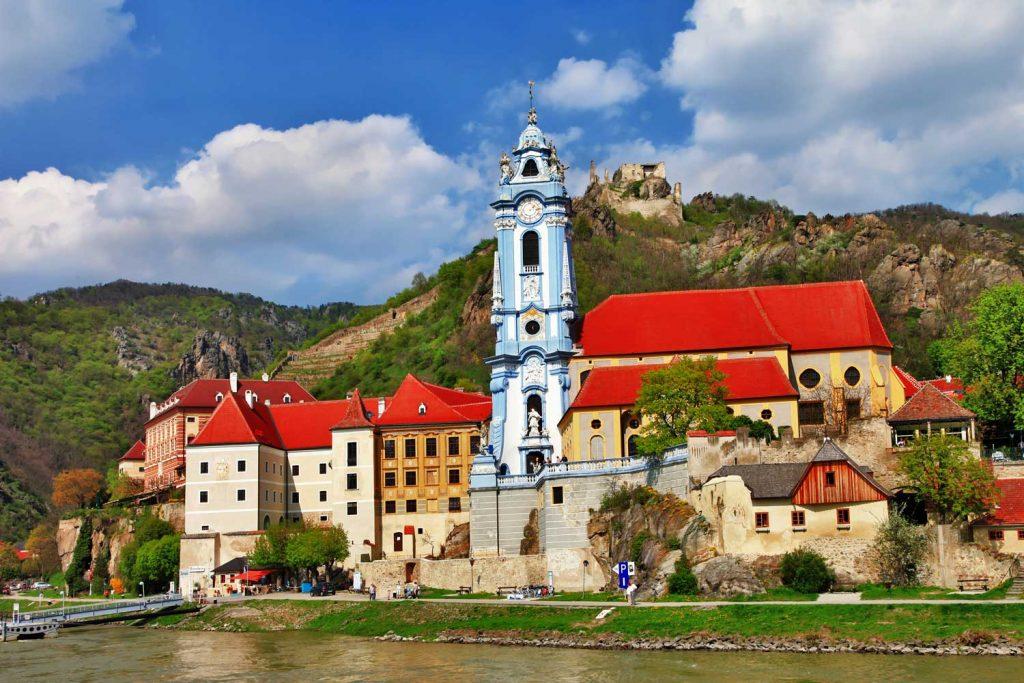 Der Donau Radweg - der berühmteste Radweg Europas