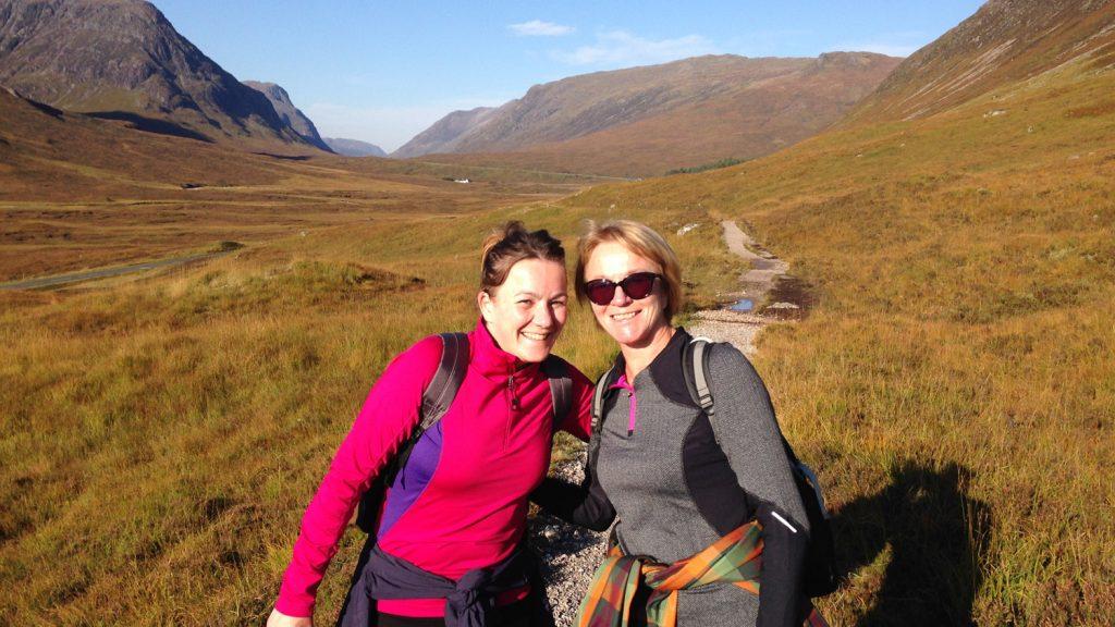 Wandern im Herbst - Packliste für Großbritannien?