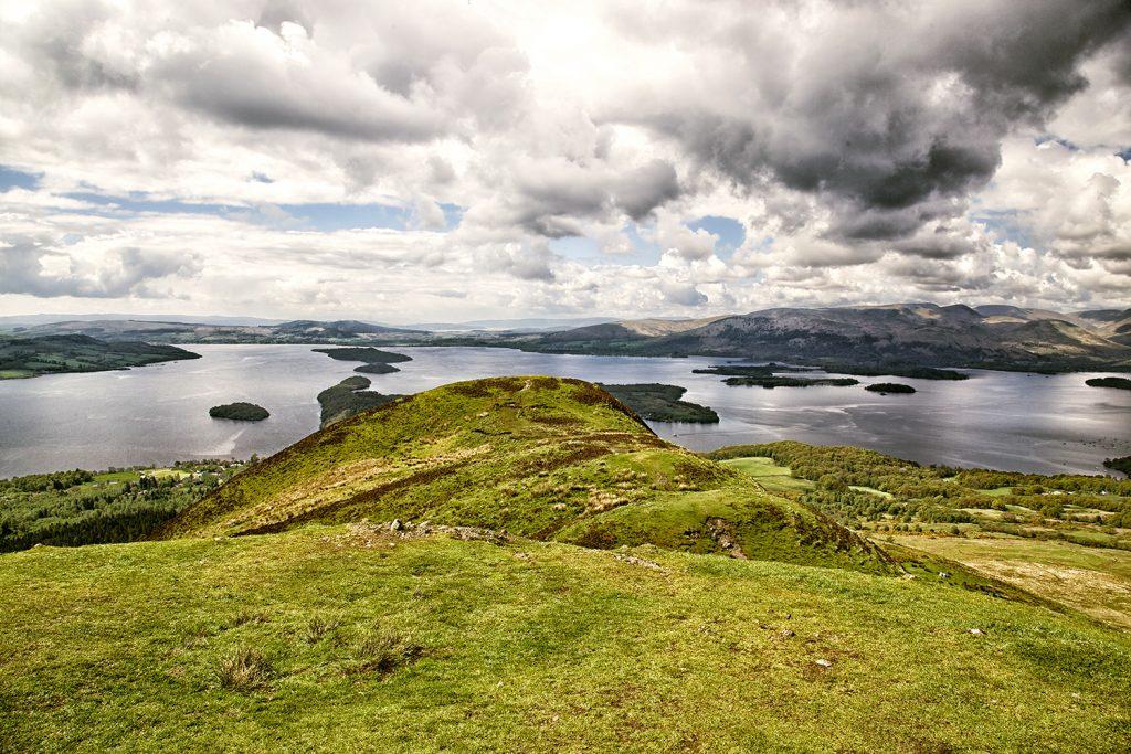 West Highland Way - Anreise zum Startpunkt