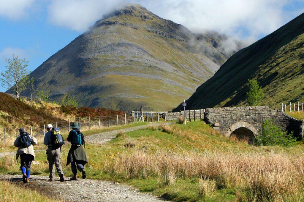 Die beste Reisezeit für den West Highland Way