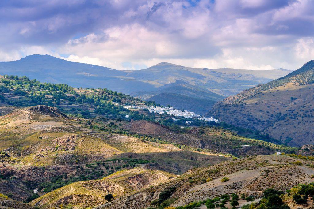 Wandern durch die weißen Dörfer Andalusiens