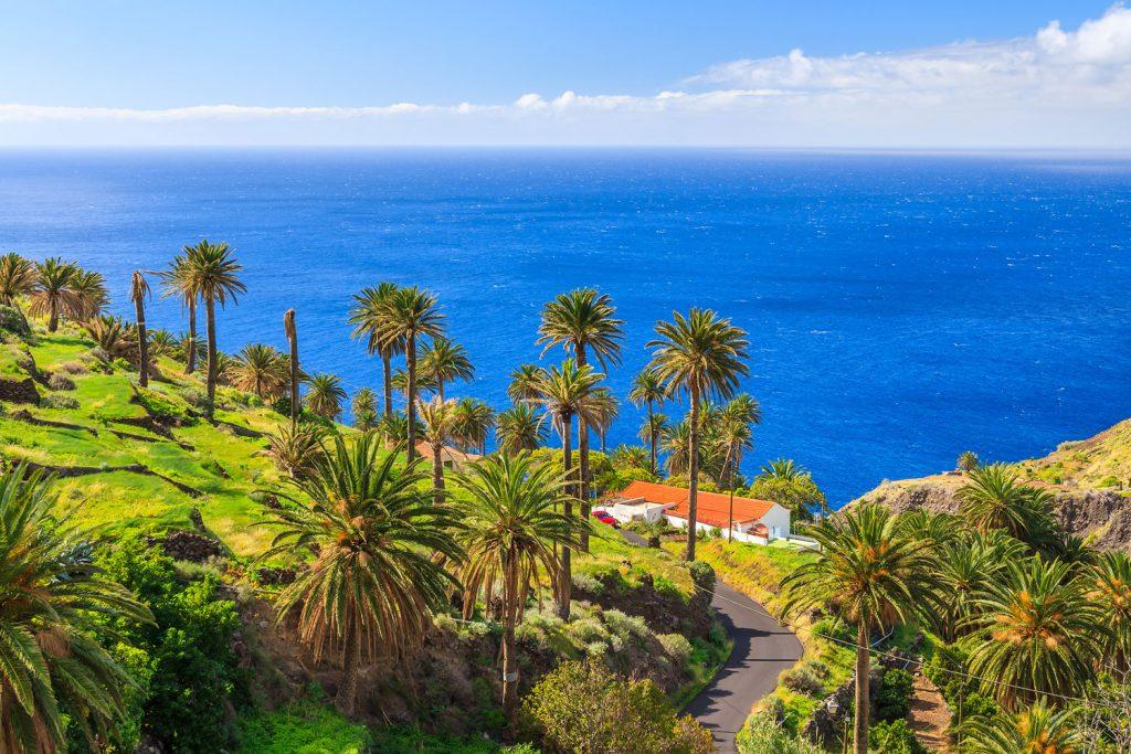 Wandern in La Gomera: Die grüne Insel