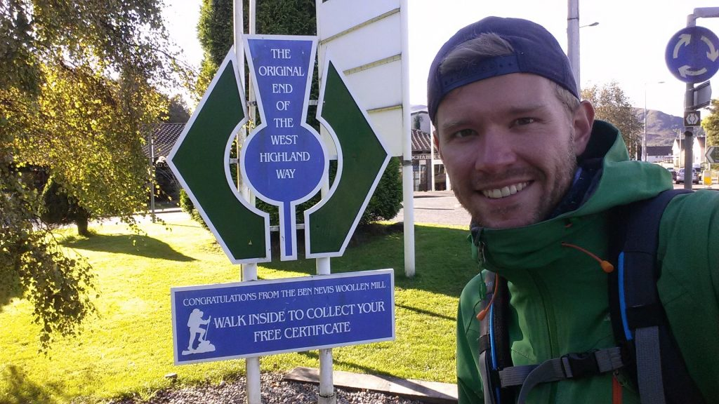 Michaels Reisebericht vom West Highland Way