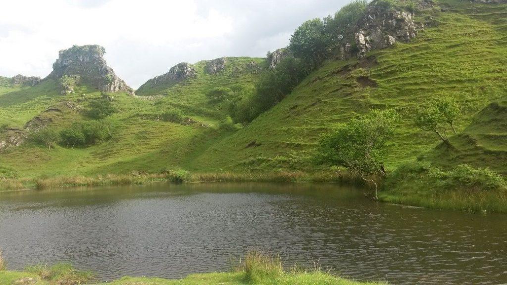 Fairy Glen Uig - Schottland