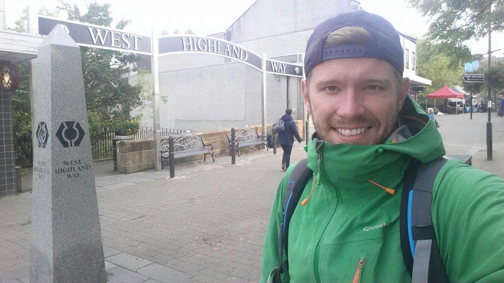 Start West Highland Way