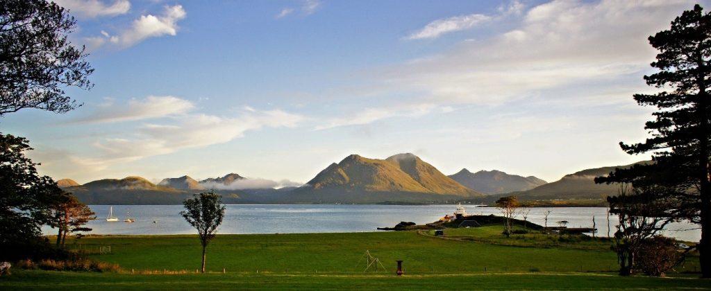 Isle of Raasay