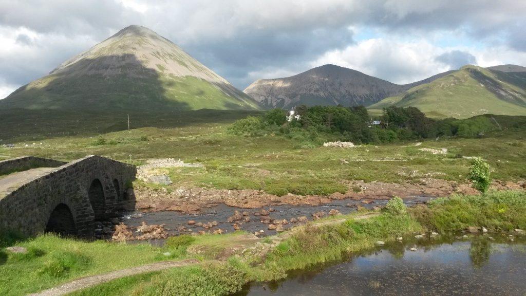 Sligachan Hotel - Isle of Skye