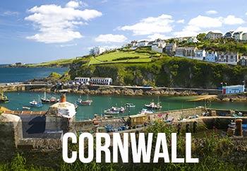Wandern an Cornwalls Küste
