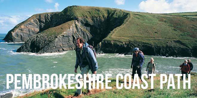 Pembrokeshire Küstenpfad