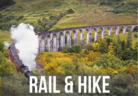 Rail & Hike: Highlands and Isle of Skye