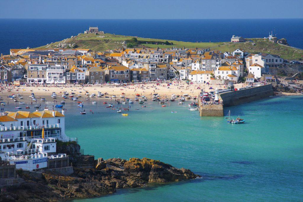 Anreisetipps: Wie komme ich nach Cornwall?