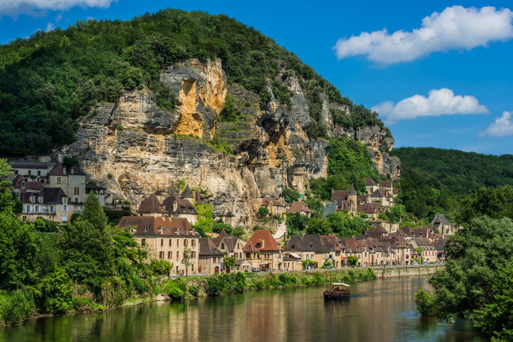 Wandern in der Dordogne