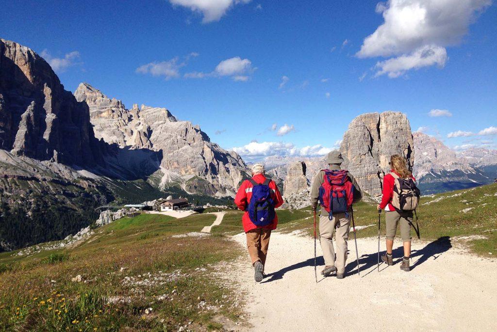 Alta Via 1 – Der Dolomiten Höhenweg