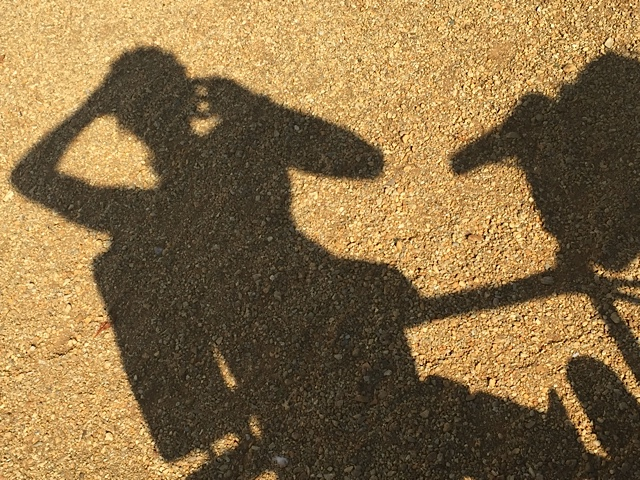 Schattenspiele in der Fotografie.