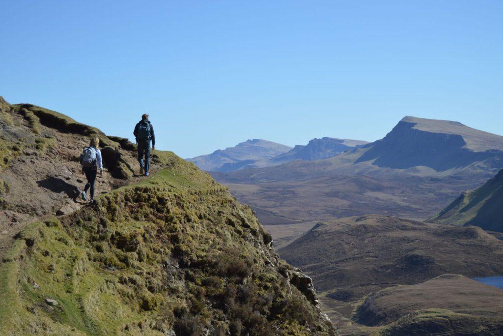 Wandern in Schottland - Ausrüstung