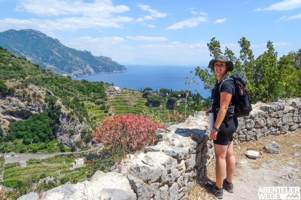 Die Amalfiküste: Zusatznächte, Wandern und Baden