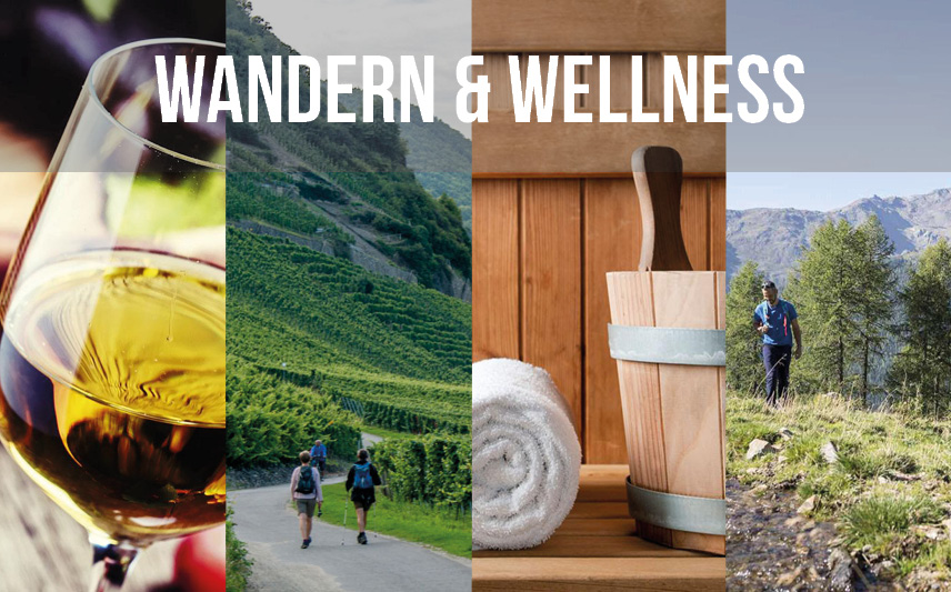 Wandern und Wellness