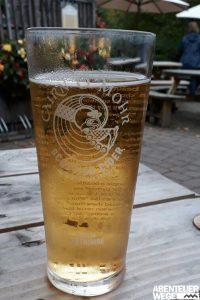 Cider im Old Mill.