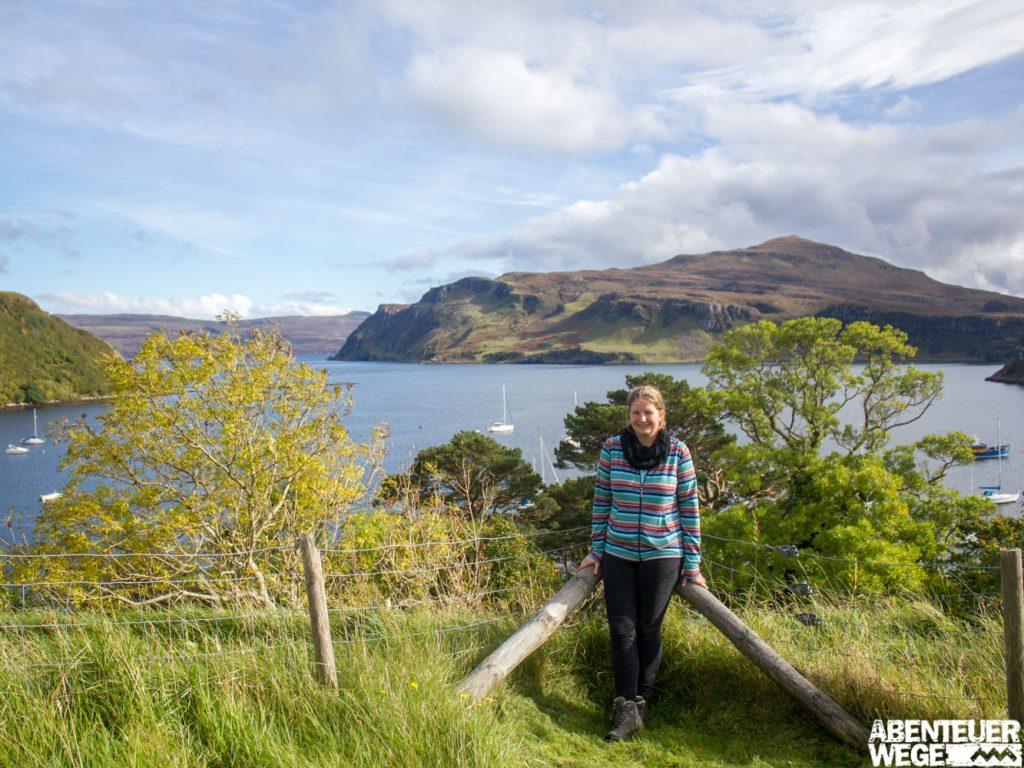 Wenig Zeit, viel Schottland: Maikes Rail & Hike